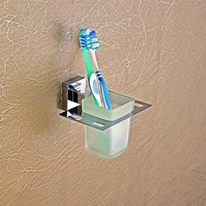 BATHROOM TOOTHBRUSH HOLDER