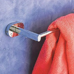SHOWER DOOR TOWEL BAR